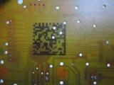 厂家供应塑胶制品五金件二维码条形码激光打标机