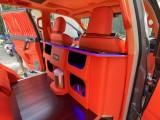 丰田汉兰达商务车个性改装案例配置齐全,气场强大