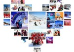 济南金象山滑雪场服务团队滑雪门票 冰雕馆 真人CS!