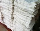 长期大量回收各种酒店全棉床单浴巾毛巾 回收酒店会所物资