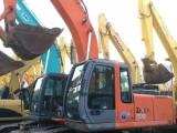 洛阳二手挖掘机日立200210和240 350原装进口