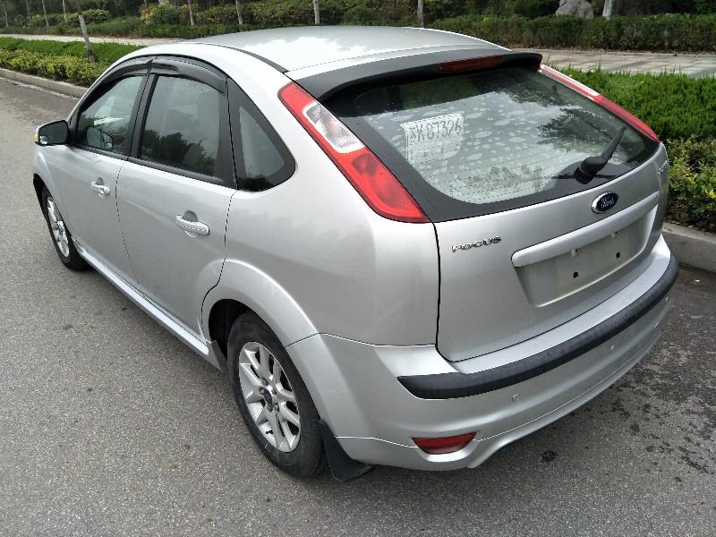 转让 轿车 福特 福克斯两厢2007年上牌精品背户车