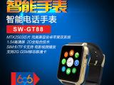 GT88测心率 智能电话手表手机 防水计