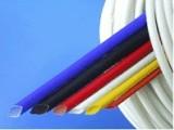 买优质硅橡胶玻璃纤维套管 内纤外胶玻璃纤维套管找佛山亿诚厂家