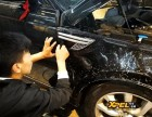 郑州帝豪施工奔驰GL500 XPEL-专车专用车漆透明保护膜