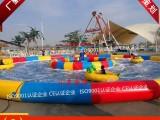大型户外水上游乐设备水上转转水上漂移多人游玩设备