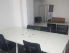 整体转让办公桌 工位桌 会议长条桌投影仪 幕布