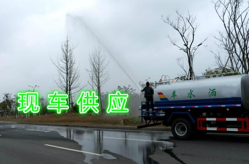 石家庄东风多利卡D9全新包上户12吨洒水车厂家直销可分期