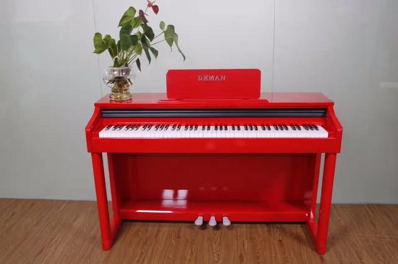 福建德曼电钢琴厂家寻找合作商批发的价格低至几百元 一台起批