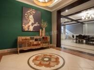 复地山与城装修,重庆南山独栋别墅美式风格设计图