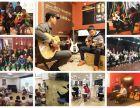 重庆学吉他渝中区两路口 钢琴架子鼓非洲鼓尤克里里吉他培训