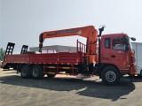 广州随车吊价格12吨平板随车吊价格多少钱