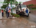 上海松江区高压清洗污水管道 嘉松公路抽化粪池