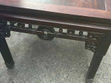 黄浦区老红木桌子回收 中西式红木家具 二手红木家具
