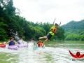 广州从化皮艇团建活动