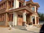 德阳中江自建房 别墅 小洋房 乡镇房屋 景观设计及施工