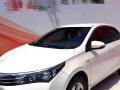 丰田卡罗拉2014款 1.6 手动 GL
