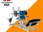 四川省成都市商用健身器材健身房力量器械悍马挂片式斜蹲训练器