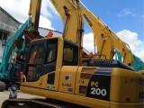 大同精品小松200和220等二手挖掘机出售小松二手挖掘机