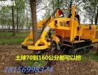 山东地区挖树机出租