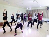 西安韩国组合舞蹈教学班西安北郊爵士舞培训