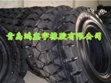 900-20叉车实心轮胎900-20升降机轮胎现货批发