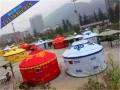 新型钢架户外蒙古包厂家