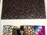 2014广州花都狮岭厂家特价热销pu皮革箱包鞋材碎玻璃皮革布料