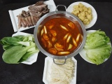 廣州牛肉火鍋培訓費多少錢,正宗潮汕牛肉火鍋學2送3
