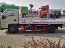 厂家低价出售各类一拖二清障车拖车 - 6.6万面议