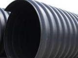 HDPE钢带增强波纹管现货供应
