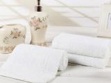 白毛巾40克一次性酒店宾馆美容桑拿洗浴21支纯棉高阳毛巾厂家直销