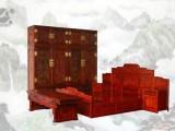 武汉二手红木家具回收公司大红酸枝老雕花红木求购