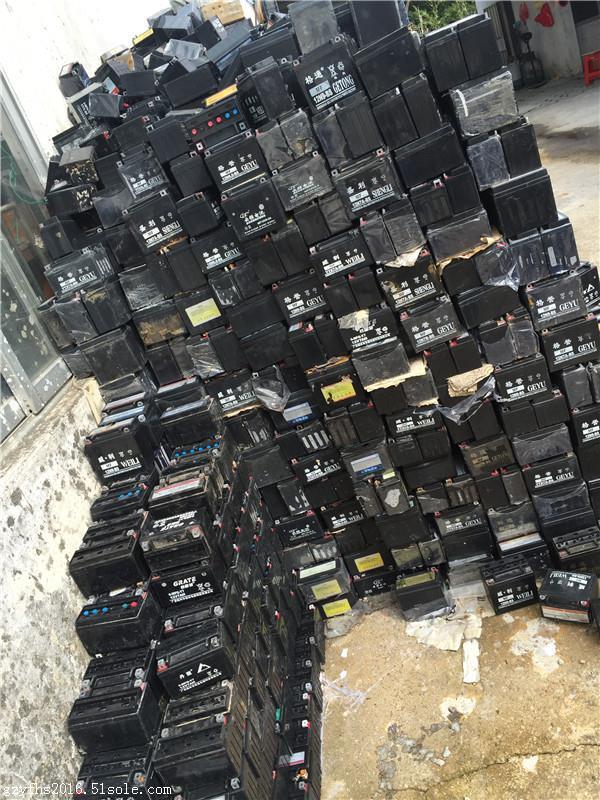 惠州龙门县电池回收公司电话