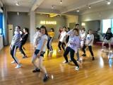 彭州爵士舞教练零基础三个月包学会毕业分配工作