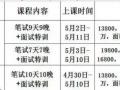 2017年事业单位济宁市统考笔面协议班较后班次开课了