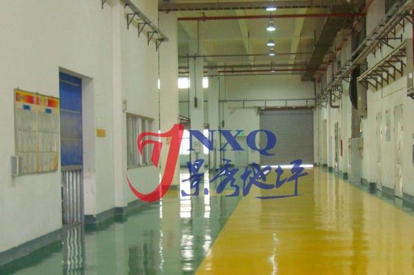 厂房环氧地坪漆 金刚砂地坪 密封固化剂地坪地面施工