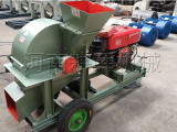 供应移动式木材柴油粉碎机/柴油机木材粉碎机诚信价格出售