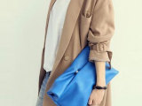 天天限量购 韩版女包 信封包荧光色单肩斜挎包时尚手拿包 批发