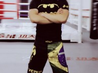 草桥泰拳 散打 搏击 格斗防身培训少儿武术培训班