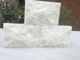 白色文化石厂家白色蘑菇石白石英蘑菇石外墙砖