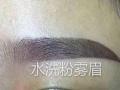 妆女人之眉眼唇纹绣