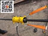 无极绳连续牵引机钢丝绳保养机