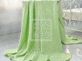 低价供应竹纤维盖毯面料成品百分百竹纤维毛巾被盖毯凉席夏凉毯