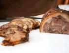 唐人美食学校老北京酱肉培训班 猪头肉速成班