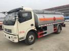 南宁油罐车厂家5吨油罐车价格1年1万公里12万