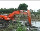 220型湿地挖掘机出租沼泽型挖掘机出租服务设备价格
