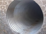 钢波纹管涵A隧道加固钢波纹管涵