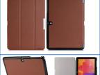 厂家直销 三星Galaxy Tab pro 10.1平板皮套 3折支架T520保
