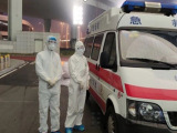 南京救護車出租轉運病人-南京出院轉院接送車-緊急就近派車
